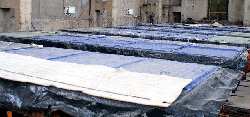 как на заводах сборного железобетона ускоряют твердение бетона