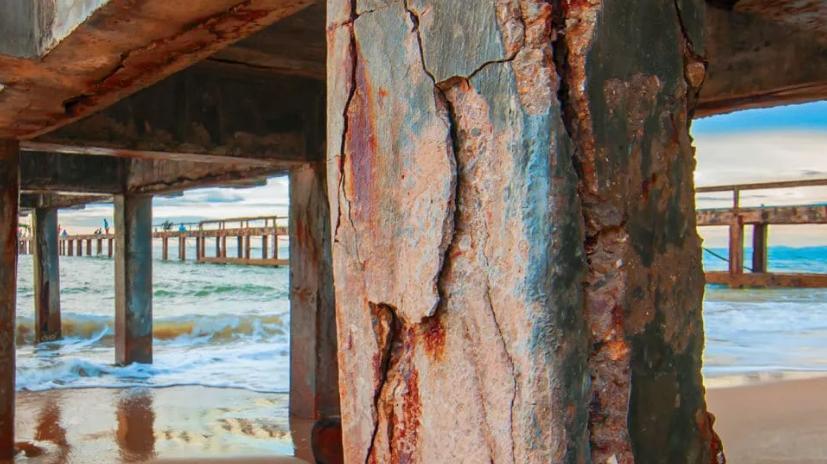 Общекислотная коррозия бетона купить алмазную коронку по бетону 68 мм в спб